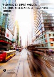 Smart Mobility: Sistemas inteligentes de transporte - Plataforma ...
