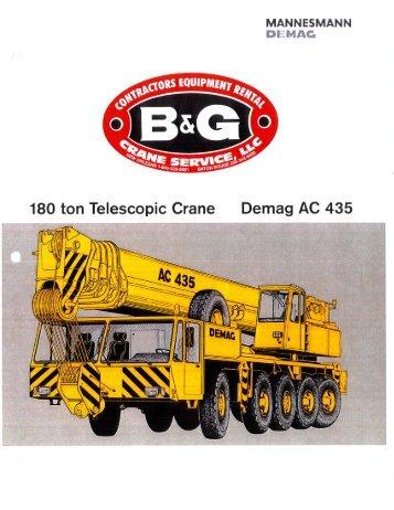 HTC0180.Demag AC435 (180 ton).pdf - B & G Crane