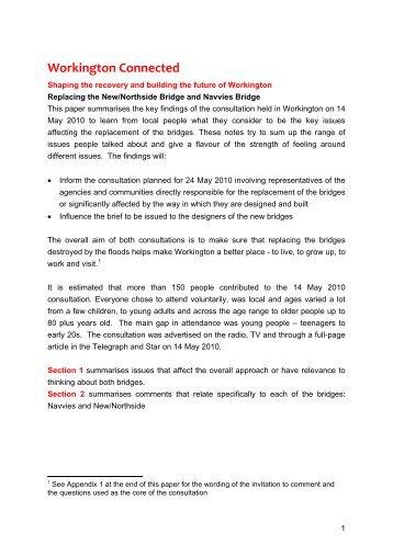 public consultation in PDF format - Allerdale Borough Council