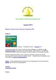 August 2012 - Organic-E-Publishing-International