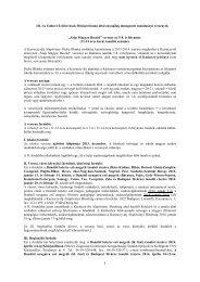 verseny - Nógrád Megyei Pedagógiai Intézet - Sulinet