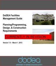 PPDC Guidance - DoDEA