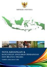 Nota Keuangan dan RAPBN 2013 - Direktorat Jenderal Anggaran ...