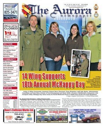 May 16 2011 - The Aurora Newspaper