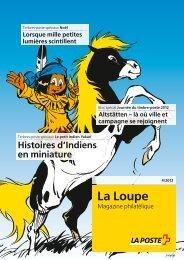 La Loupe 04/2012Le lien est ouvert - La Poste Suisse