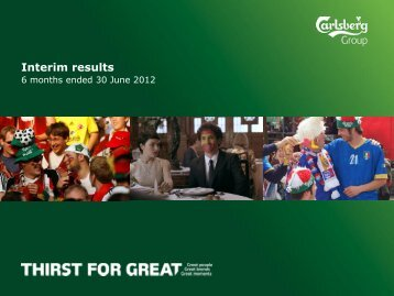 Source - Carlsberg Group