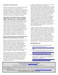 litigation clearinghouse newsletter - American Immigration Council - Page 2