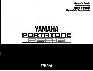 ~ _YAMAHA_