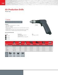 Air Production Drills - CH Reed Inc.