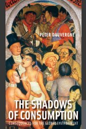 The Shadows of Consumption: Consequences for the Global ...