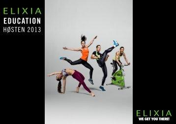 kurskatalog høsten 2013 - Elixia