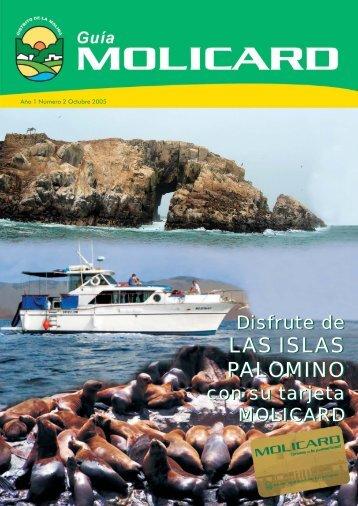 GUIA MOLICAR EDICION 2 OCTUBRE 2005