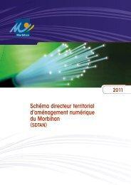 Schéma directeur territorial d'aménagement numérique du ... - Avicca