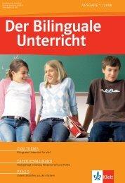 Unsere Angebote sind heilsam! - Ernst Klett Verlag