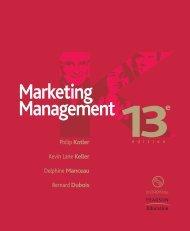 Marketing Management - Pearson