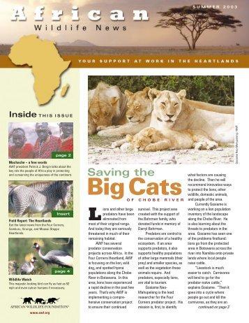 Heartlands - African Wildlife