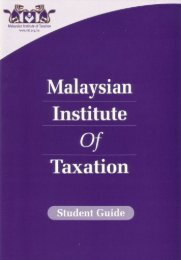 Untitled - Chartered Tax Institute of Malaysia