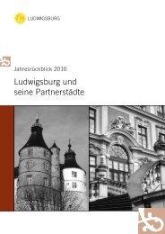 Ludwigsburg und seine Partnerstädte - Stadt Ludwigsburg