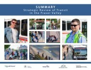 SUMMARY - Ministry of Transportation