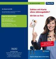 Folder MasterCard RED (pdf) - Prepaid-karten.at