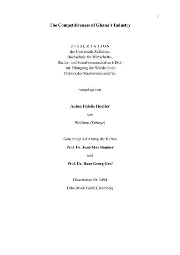 Dissertations and thesis full text