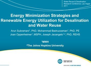 Energy Minimization Strategies and Renewable Energy Utilization ...