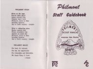 Sunday, March 18, 2007 - Philmont Document Archives