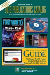 2013 Publications Catalog - Fortnightly