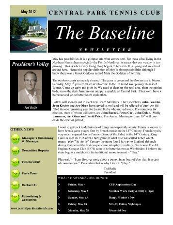 The Baseline - Cybergolf