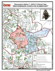 Robinson Church Rd Discussion Options.pdf - Charlotte ...