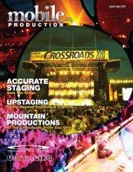 Guitar Festival Crossroads 2010 - Mobile Production Pro