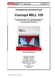 Concept MILL 105