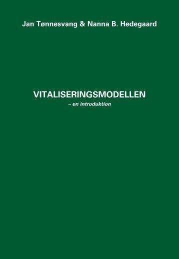 Introducerende pjece 'Vitaliseringsmodellen' - Forlaget Klim