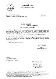 ekler - Mersin İl Milli Eğitim Müdürlüğü