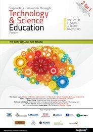 Technology & Science Education - Conferenz