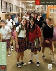 Viewbook - Ursuline Academy of Dallas