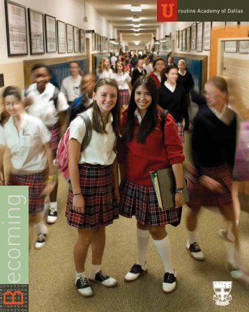 Viewbook - Ursuline Academy of Dallas