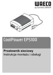 CoolPower EPS100 - Waeco