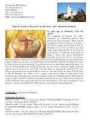 Liturgie (2 - Cath-vd.ch