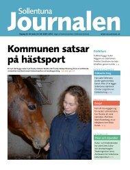 Sollentunajournalen nr 8 2009 - Sollentuna kommun