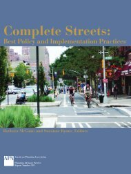 Complete Streets: - Smart Growth America