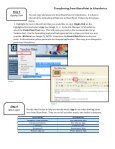 SharePoint Transfer Tips - Page 3