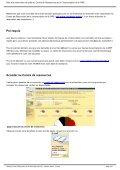 Aide à la réservation de prêts du Centre de Ressources de la ... - Page 2