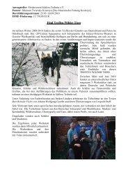 Fünf Treffen Wilder Tiere - Viadrina