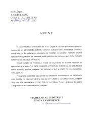Dezbatere publică - Proiect de hotărâre cu caracter normativ privind ...