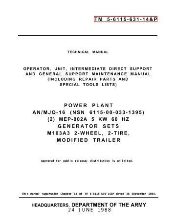 technical manual igor chudov rh yumpu com Operations and Maintenance Building Operations Manual Template