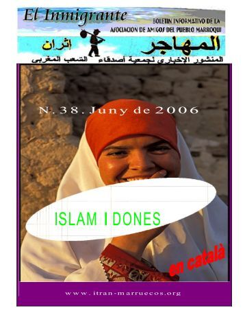ISLAM I DONES - Itran
