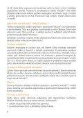 Léčba Velcade. Základní informace pro nemocné - Nadační fond ... - Page 6