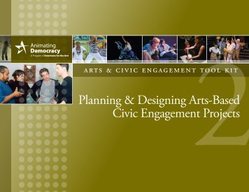 Planning & Designing Arts-Based Civic Engagement Projects