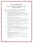 Texas Children First - Senate - Page 2